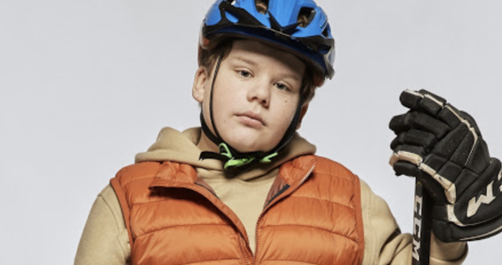 """Maxwell Simkins stars in Disney+'s """"The Mighty Ducks: Game Changers"""""""