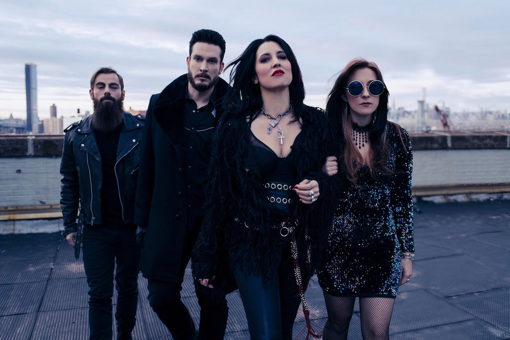 "Soraia and their Billboard hit, ""Tight-Lipped"""