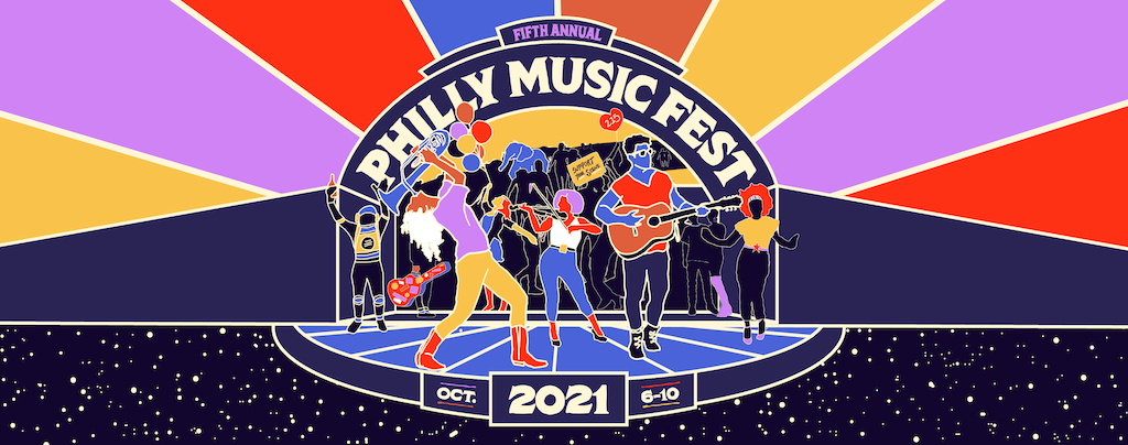 Philly Music Fest 2021