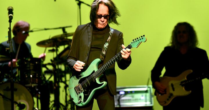 Todd Rundgren is officially a Rock and Roll Hall of Famer Inductee