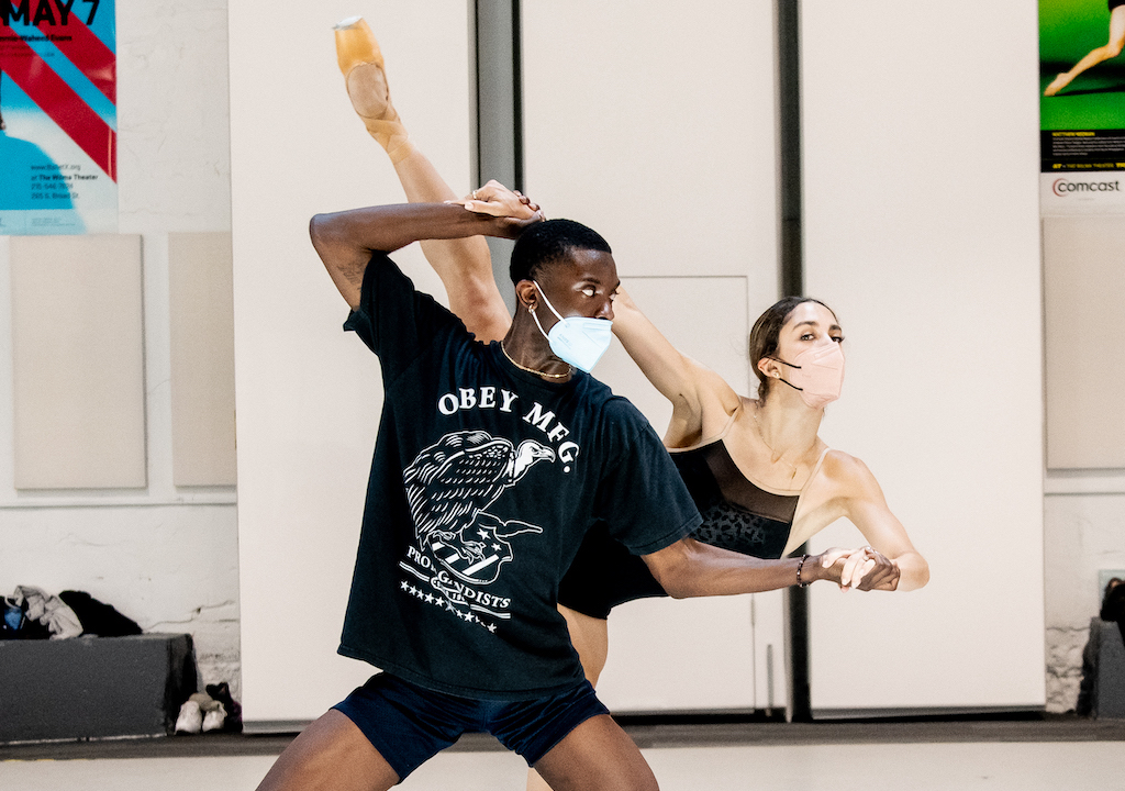 BalletX is Back and Live at The Mann