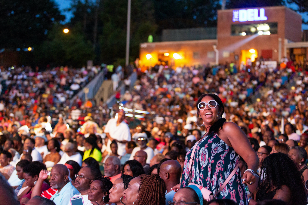 The Dell Music Center is on for Summer 2021