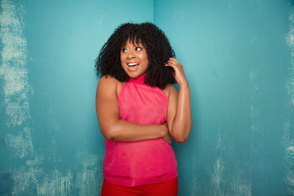Phoebe Robinson Live at Punchline Philly