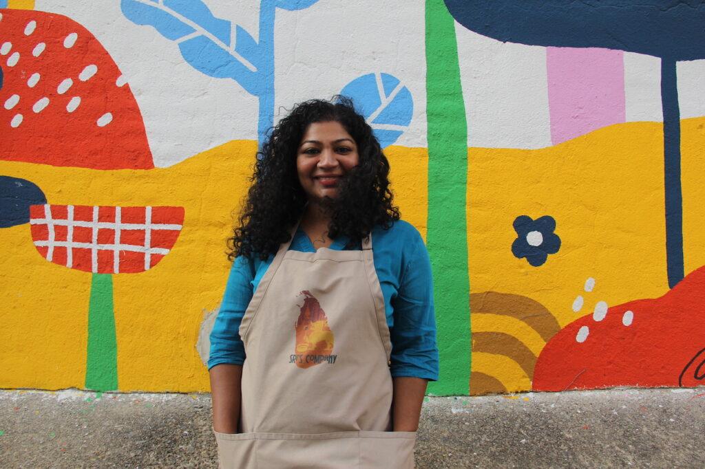 Chef Melissa Fernando