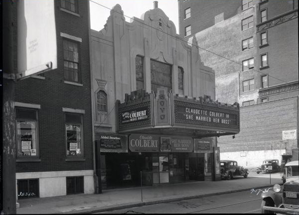 The Boyd Theatre