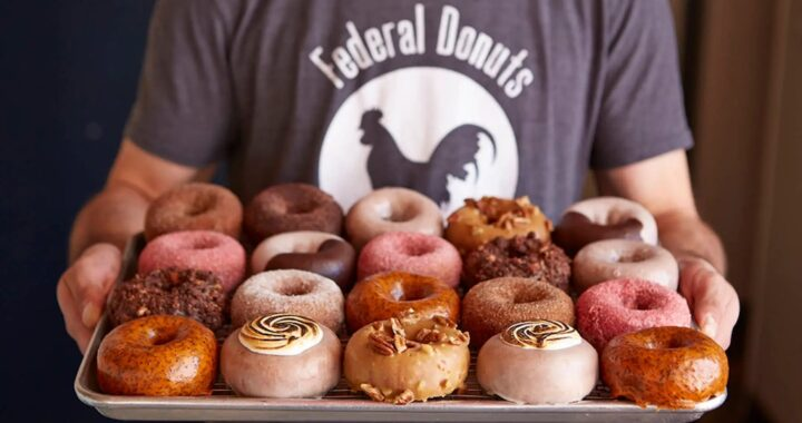 Federal Donuts Turns 10