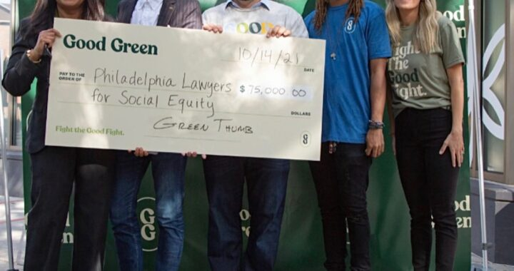 Green Thumb Industries donate to Philly Nonprofits